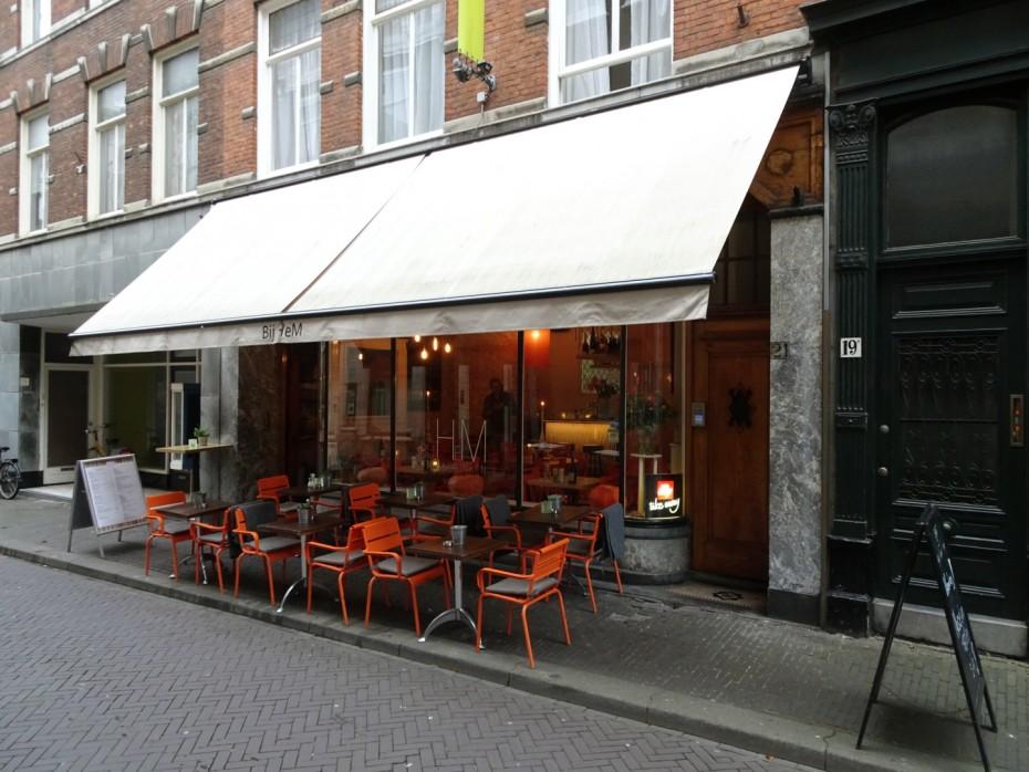Bij Hem | Eten en Drinken Den Haag