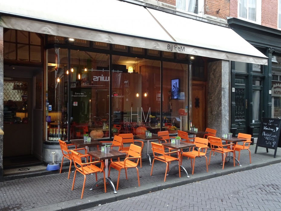 Bij HeM Centrum Den Haag