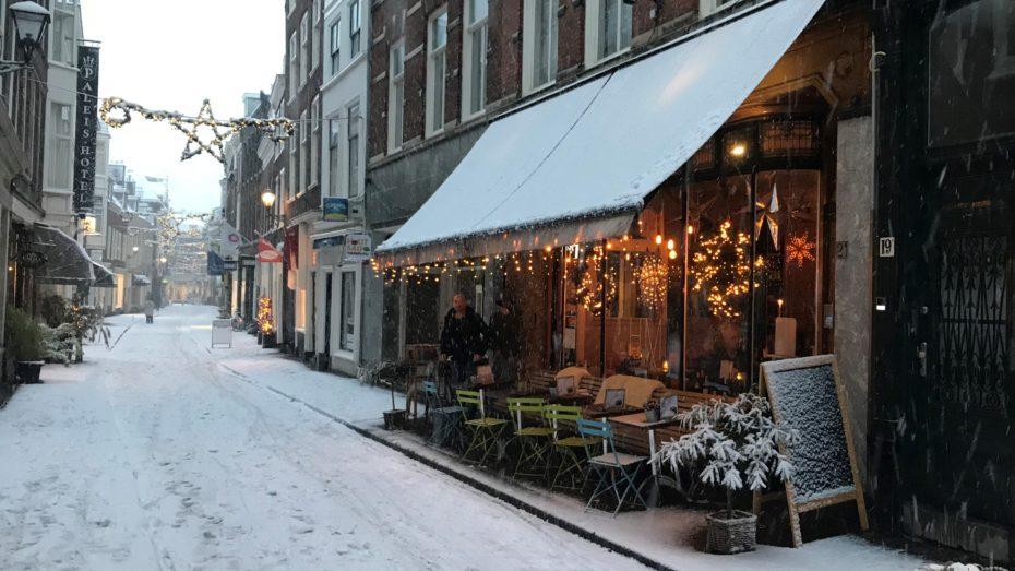 Winter Bij HeM