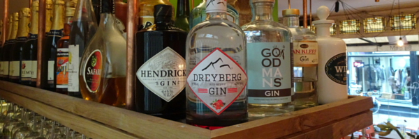 gin tonics Bij HeM