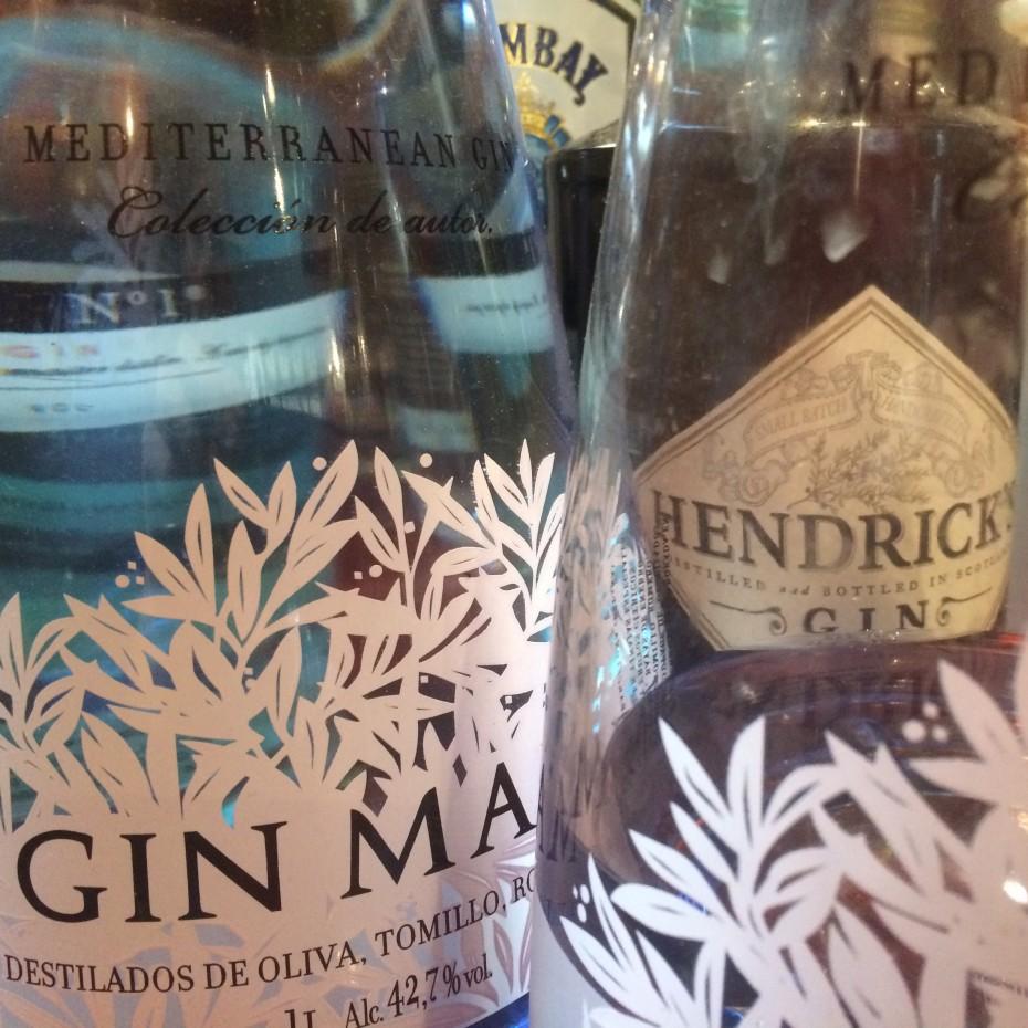 Bij HeM gin Den Haag